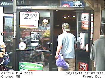 Circle K surveillance footage.
