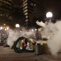 Occupy DC camp raided by police