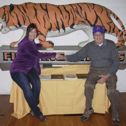 Memorial Service for the Rockland Tiger