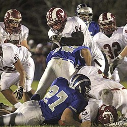 Bangor football aims to regroup after loss to Brunswick; Lawrence up next