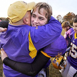 Eastern Maine high school football champions seek better fortune in state finals