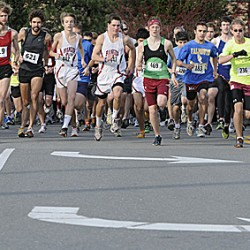 Record field turns out for Brewer High Turkey Trot 3-miler