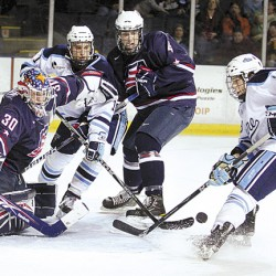 UMaine men's hockey players fired up as they prepare for opener