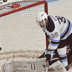 UMaine men's hockey hoping to develop more balanced scoring