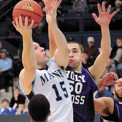 UMaine men return to Alfond on Sunday