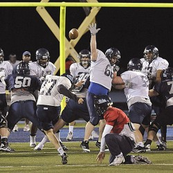UMaine football chasing playoff spot; postseason home game prospects tenuous