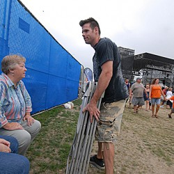 Despite complaints, Bangor Waterfront Concerts stage likely won't move