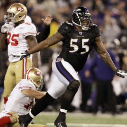 Ravens linebacker Lewis to retire at end of season