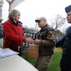 Abbot Marine serving in Afghanistan misses what Mainers take for granted: grass