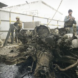 NATO: Arrests made in deadly north Afghan bombing