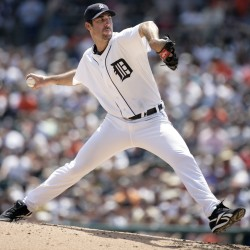 Verlander, Young lead Tigers over Yankees 5-4