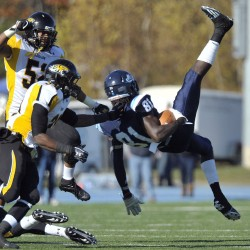 Defense shines for UMaine football vs. Towson