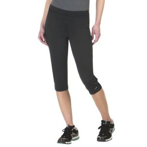 The C9 Straight-Leg Fitted Running Pant ($27.99) at Target has moisture-wicking technology, which is great when you are sweating out in the cold. With a tie at the waistband and small zippers at the ankles for a secure fit, these tights are really comfortable. See the C9 pant at www.target.com.