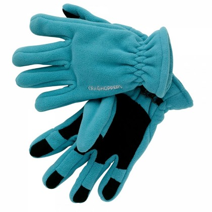 Trekker Fleece Gloves ($18) from Craghoppers are snug-fitting and not too bulky. Plus, they have &quotripstop&quot grips, which are handy for grasping a tennis racket, ski poles or handlebars. See the gloves at www.us.craghoppers.com.