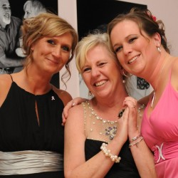 Breast cancer survivors bare scars to benefit cancer research