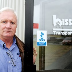 Hampden trucking firm to close