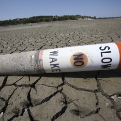 Sizzling summer has worsened drought conditions