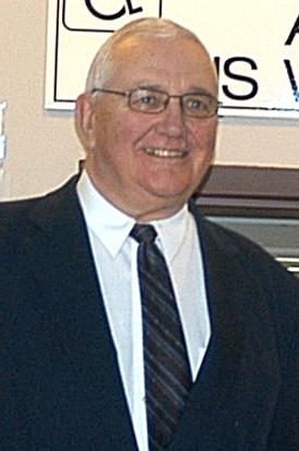 Rep. Edward Mazurek, D-Rockland