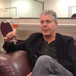 Joe Ricchio of Food Coma TV got to interview Anthony Bourdain and Eric Ripert a few weeks ago