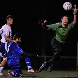 Hampden soccer tops Messalonskee in EM final rematch