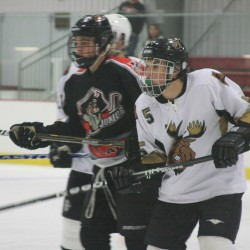 Maine Moose have drive to play for national youth hockey title
