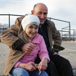 Iraqi girl done with latest surgery in Maine