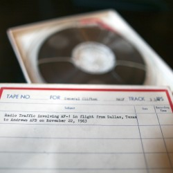 JFK library to release last of his secret tapes