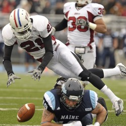 UMass' versatile attack sinks Bears