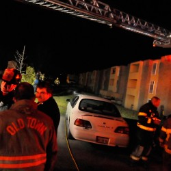 Hair dryer caused fire that displaced 23 UMaine students