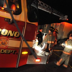 Apartment building fire in Orono displaces UM students