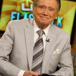 Regis Philbin says he will exit 'Live' on Nov. 18
