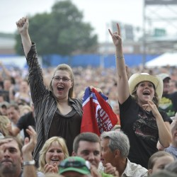 Bangor council approves 5-year deals with Waterfront Concerts, American Folk Festival