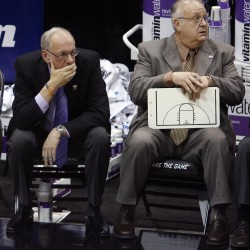 Judge tosses defamation suit vs. Syracuse, Boeheim