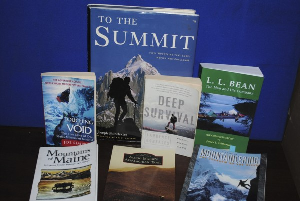A selection of titles that should make a long winter bearable for hikers and mountaineers.