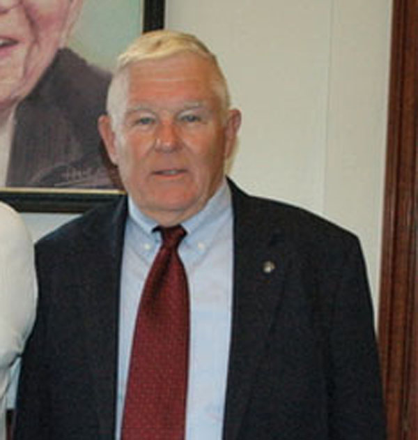 Maine Labor Commissioner Robert Winglass
