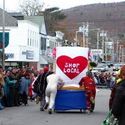 Bar Harbor adds bed racers to early-bird shoppers