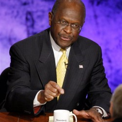 Cain is playing catch-up on harassment