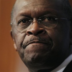 Herman Cain denies claims of sexual harassment