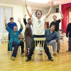 Area 'little' theater groups plan playwriting intensive event