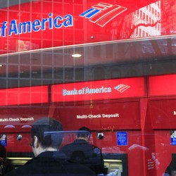 Banks watch for fate of Bank of America's debit card fee