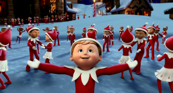 &quotThe Elf on the Shelf: An Elf's Story,&quot airing Friday night on CBS: Who can resist the holiday fun of scaring the children into good behavior?