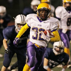 Cheverus overwhelms Lawrence for Class A football state title