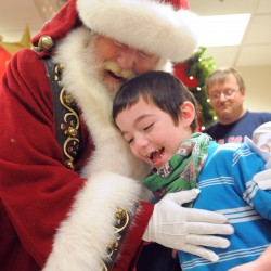 Winterport lawmaker fired as Bangor Mall Santa after saying 'I don't give a damn'