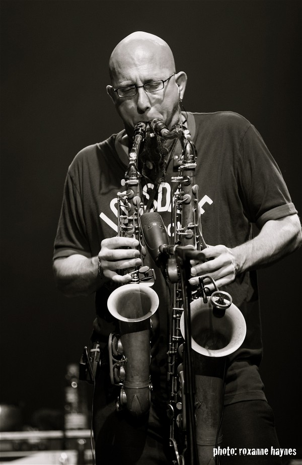 Jeff Coffin will give a jazz clinic on Sunday, Nov. 13 at Main Street Music Studios in Bangor.