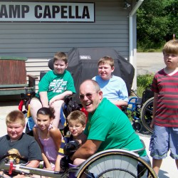 Veterans with disabilities wrapping up sports camp