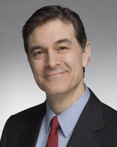 Dr. Mehmet Oz