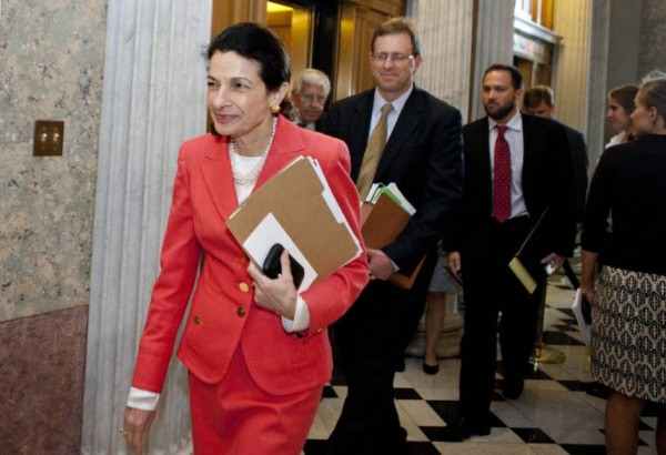 A longtime family connection to Maine Gov. Paul LePage, a favorite of the tea party movement, is helping to shield Sen. Olympia Snowe, R-Maine, from a conservative challenge in 2012.