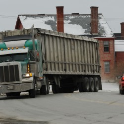 Rail-truck duel on hold to get highway bill through House