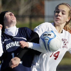 Richmond girls shut out Van Buren in 'D' final