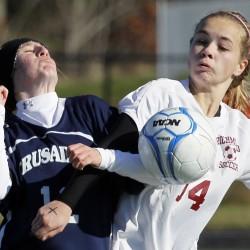 Richmond girls shut out Van Buren in 'D' final